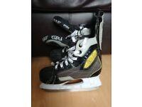 Children's ice hockey skates - size 2 (34)