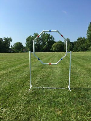 Dog Agility Equipment-Octagon Hoop Jump-Tons of fun and exercise!!!
