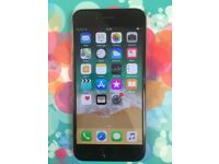 Apple iPhone 6 (64GB MEMORY) **Unlocked** in Perfect Working Condition