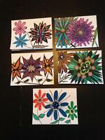 Hand Drawn Greeting Cards