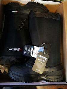 size 10 Baffin Vanguard Boots, -100C rated, still in box