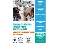 FREE craft activity for children 1st September