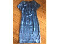New! Jaeger silk dress