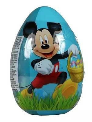 NEW Disney MICKEY MOUSE JUMBO Large Egg Toy Surprise Candy Bracelet Easter - Large Surprise Eggs
