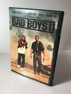 Great Condition- Bad Boys II DVD