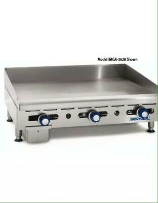 Imperial - Imga-3628 - 36 Manual Control Gas Griddle