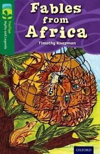 Oxford-Reading-Tree-TreeTops-Myths-and-Legends-Level-12-Fables-from-Africa-by