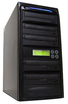 Aleratec 1:4 Blu-Ray DVD CD Tower Duplicator SA Components