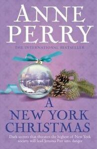 """VERY GOOD"" Perry, Anne, A New York Christmas (Christmas Novella 12): A festive"