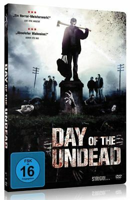 Zombie Undead (Day of the Undead - Neu / OVP DVD Horror Zombie Splatter )