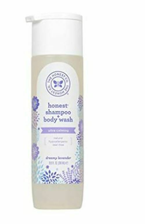 The Honest Co. Honest Shampoo + Body Wash 10oz