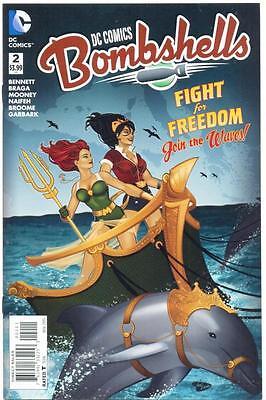 DC Comics Bombshells #2 - First Print - New and Unread