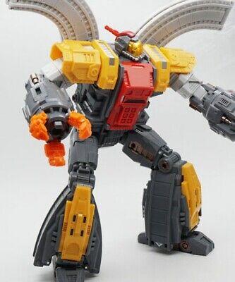 Mech Fans Toys - MF-34 Huge Dragon 3rd Party Figure