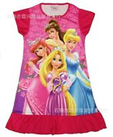 kids character nighty and short sets for sale