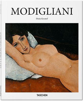 Fachbuch Amadeo Modigliani, Poesie des Augenblicks, Gemälde und Skulpturen, OVP