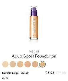 Aqua Boost Foundation