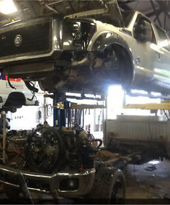 Automotive and small engine repair