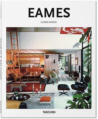 Fachbuch Charles & Ray Eames 1907-78, 1912-88, Vorreiter der Nachkriegsmoderne