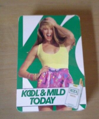 KOOL Cigarettes Kool & Mild Today Deck of Playing Cards ()