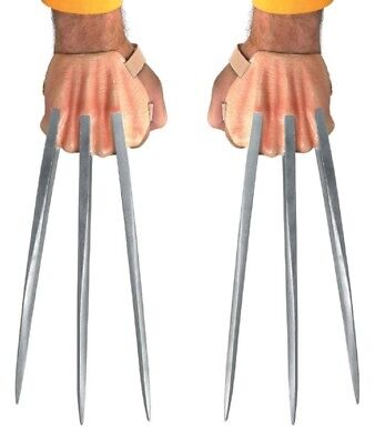 Marvel - Wolverine Claws Adult Costume Accessory - Wolverine Costume Claws Adults