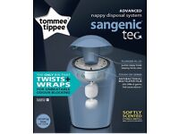 Tommie tippee nappy disposal system