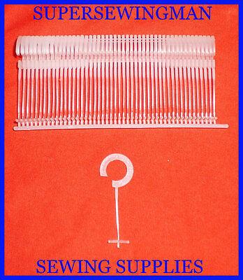New 1000 Pcs. J Hooks Standard Price Tag Tagging Tagger Pin Barbs Fasteners 1