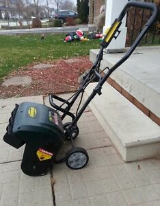 Yard Works Electric Snow Thrower
