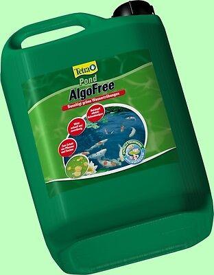 Tetra Pond AlgoFree Algo Free 3L. Algen beseitigt grünes Wasser 24Std.Versand