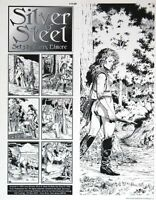 Silver & Steel Set 3 / A Portfolio By Larry Elmore - sqp - ebay.co.uk