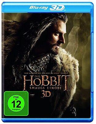 3D Blu-ray Der Hobbit: Smaugs Einöde (+ 2D) * NEU OVP Teil 2 *Der Herr der Ringe (Herr Der Ringe 3d)