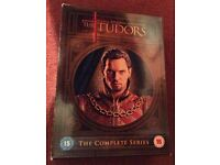 The Tudors Complete Series DVD