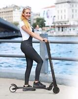 CARBON FIBRE ELECTRIC SCOOTER WATERPROOF 360 SPINS WORLDS FIRST LIGHT WEIGHT BATTERY POWERED  SCOOTER