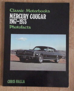 69 cougar xr7 emblems and Books London Ontario image 6
