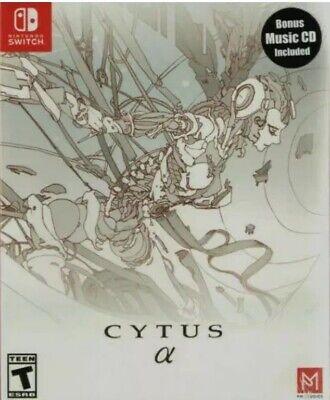CYTUS APLHA-||-897790002211