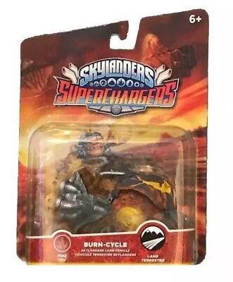 Skylander Boy (Boys Toys SKYLANDERS SUPERCHARGERS BURN CYCLE FIGURE)
