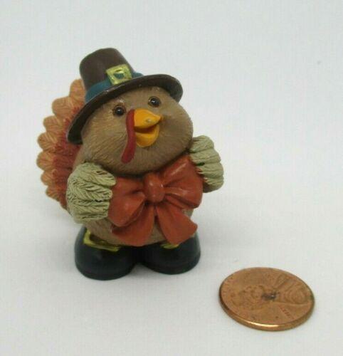 Hallmark Merry Miniature Thanksgiving Turkey