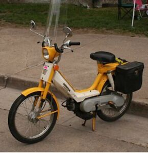 WANTED: old moped (READ DESCRIPTION)