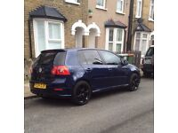 Volkswagen Golf MK5 R32 Replica 1.4 FSI S - ✮RARE SHADOW BLUE✮ QUICK SELL!!!