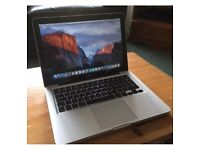 "Apple MacBook Pro 13.3"" i5 2.4 Ghz (Late 2011) macOS Siera OSX"