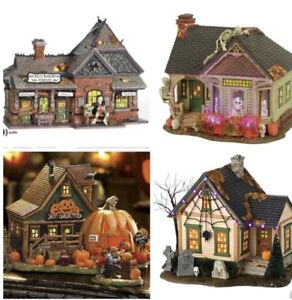 Looking for Department 56 Halloween Houses