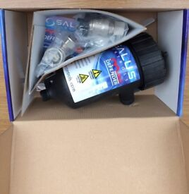 New boxed salus magnetic filter 22mm MD22A for boiler Centralheating