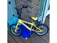 Boys bike in very good condition from age 7
