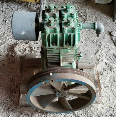 Quincy 255 Air Compressor Pump Good Used Condition