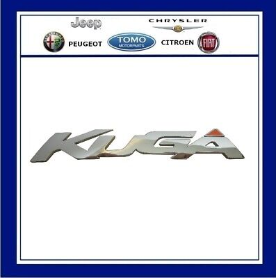 Genuine Ford Kuga Name Badge Decal 1533047 New