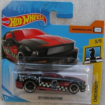 #165 Green NEW on Card 2004 Hot Wheels ~ Pride Rides ~ Mustang 1968 Col