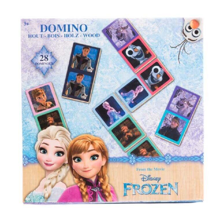 Disney Die Eiskönigin Domino Memo Balancespiel im Set