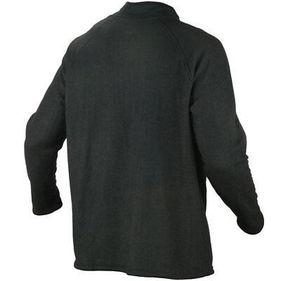 Ergodyne CORE Performance 1/4 Zip Fleece Pullover (2X)-Black