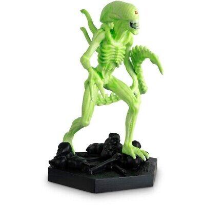 Alien - Predator-Vision Xenomorph Figurine (Glow in the Dark) By Eaglemoss