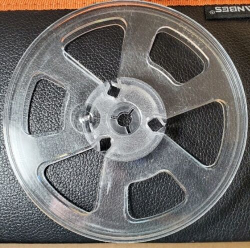 """Empty 5"""" Take up reel for your  Reel to Reel recorder."""