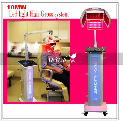 650nm&670nm Light 320 Leds Bio Stimulate Hair Loss Re-Growth Treatment Machine